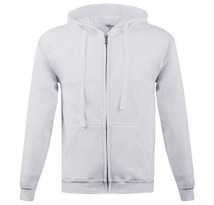 Unisex Hooded Zip