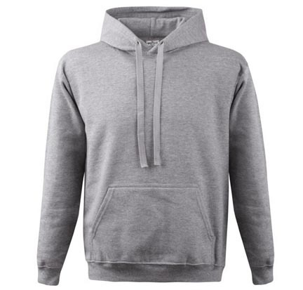 Unisex Hooded Pullover