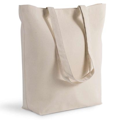 Nákupní taška z bio bavlny