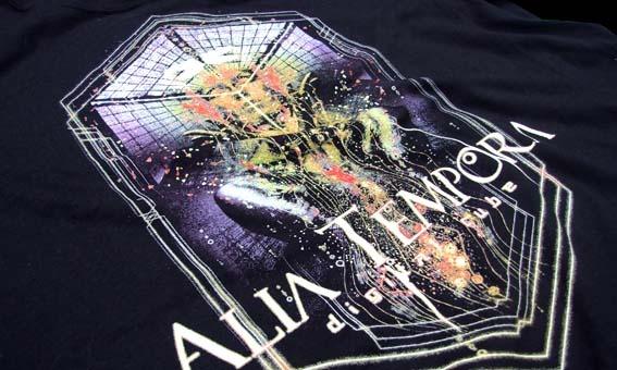 Náročné tisky na trička za příznivou cenu