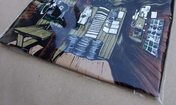Balenie potlačeného textilu