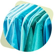 Nabízíme veškerý sortiment předních výrobců reklamního textilu